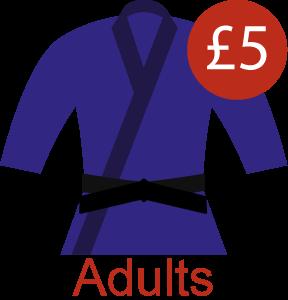 Adults £5